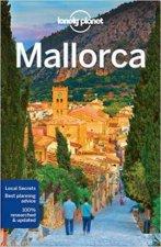 Lonely Planet Mallorca 4th Ed