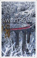 Lonely Planet Best Of Switzerland 1st Ed