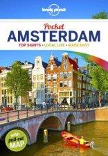 Lonely Planet Pocket Amsterdam 5th Ed