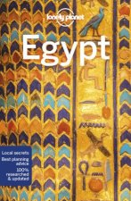 Lonely Planet Egypt 13th Ed