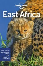 Lonely Planet East Africa 11th Ed