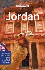Lonely Planet Jordan 10th