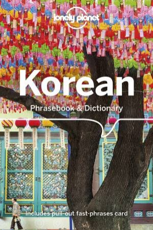 Lonely Planet Korean Phrasebook & Dictionary by Various