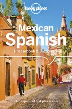 Lonely Planet Mexican Spanish Phrasebook  Dictionary