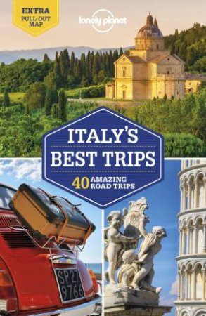 Lonely Planet Italy's Best Trips 3rd Ed.