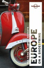 Lonely Planet Europe On A Shoestring 10th Ed