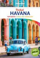 Lonely Planet Pocket Havana 1st Ed