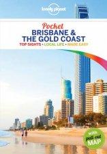 Lonely Planet Pocket Brisbane  The Gold Coast 1st Ed