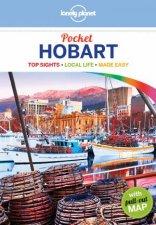 Lonely Planet Pocket Hobart 1st Ed