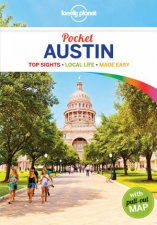 Lonely Planet Pocket Austin 1st Ed