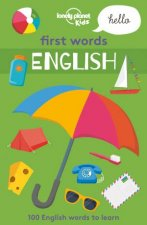 Lonely Planet First Words  English
