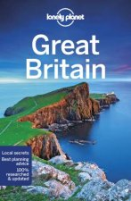 Lonely Planet Great Britain 13th Ed