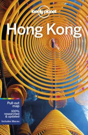 Lonely Planet Hong Kong (18th Ed)