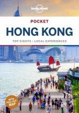 Lonely Planet Pocket Hong Kong 7th Ed