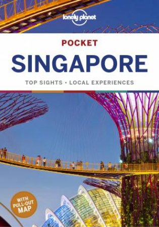 Lonely Planet Pocket Singapore (6th Ed)