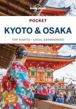 Lonely Planet Pocket Kyoto  Osaka 2nd Ed