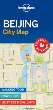 Lonely Planet Beijing City Map
