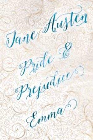 Jane Austen Deluxe Edition: Pride And Prejudice/Emma