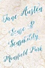 Jane Austen Deluxe Edition Sense And SensibilityMansfield Park