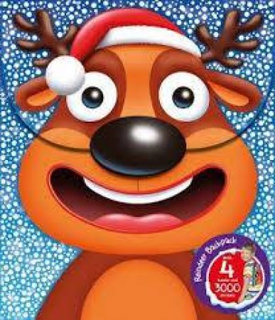 My Reindeer Bag Of Fun by Igloo Books