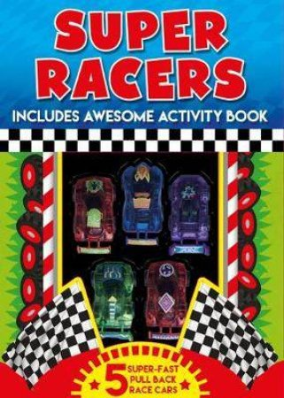 Things That Go Super Racers