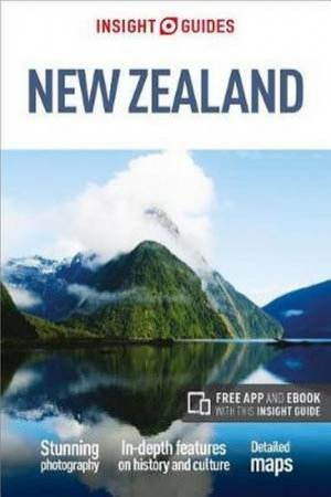 Insight Guides: New Zealand 12th Ed