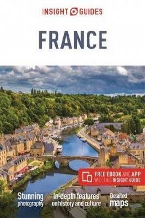 Insight Guides France (With Free eBook)