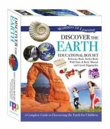 Wonders Of Learning: Discover The Earth (Educational Box Set)