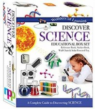 Wonders Of Learning Discover Science Educational Box Set