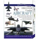 Wonders Of Learning Discover Combat Aircraft Educational Box Set