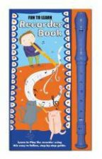 Fun To Learn Recorder And Book: Orange And Blue by Various