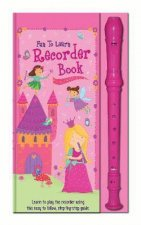 Fun To Learn Recorder And Book Pink by Various