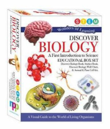 Wonders Of Learning: Discover Biology (Educational Box Set) by Various