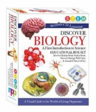 Wonders Of Learning Discover Biology Educational Box Set
