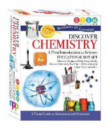 Wonders Of Learning: Discover Chemistry (Educational Box Set) by Various