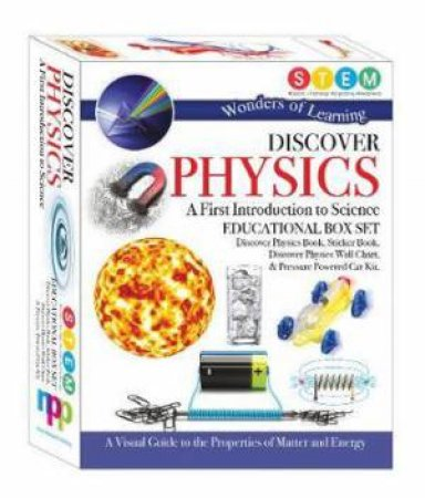 Wonders Of Learning: Discover Physics (Educational Box Set) by Various