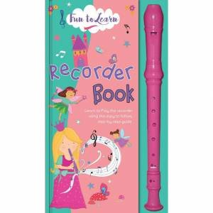 Recorder And Book - Princess by Various