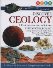 Wonders Of Learning Discover Geology Educational Box Set