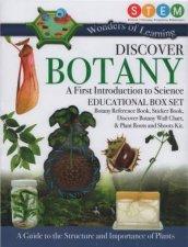Wonders Of Learning Discover Botany Educational Box Set