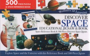 Wonders Of Learning 500 Piece Puzzle: Discover Space