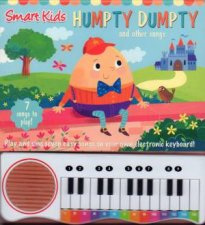 Piano Book Sing Along Songs Humpty Dumpty