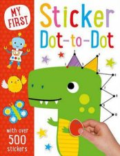 My First Sticker DotToDot