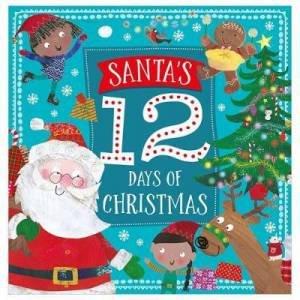 Santa's Twelve Days Of Christmas by Various