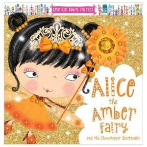 Alice The Amber Fairy