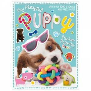 My Playful Puppy Sticker Activity by Various