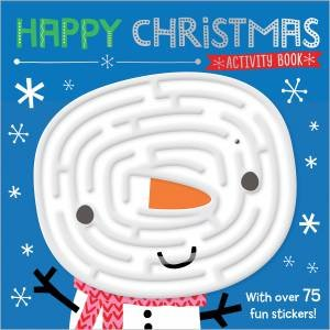 Happy Christmas Activity Book by Various