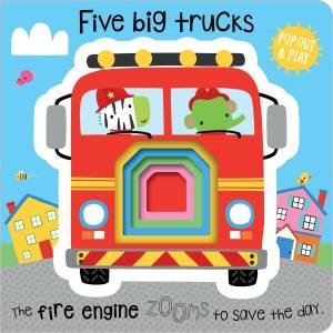 Five Big Trucks by Various
