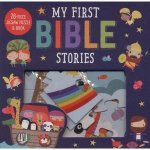 My First Bible Stories  Jigsaw Puzzle  Book