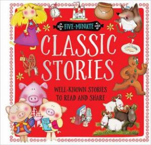 Five Minute: Classic Stories by Various