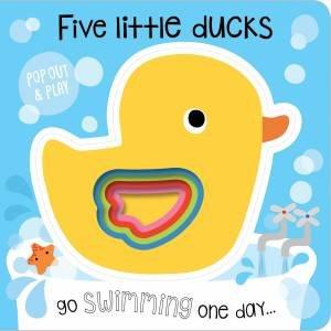 Five Little Ducks by Various